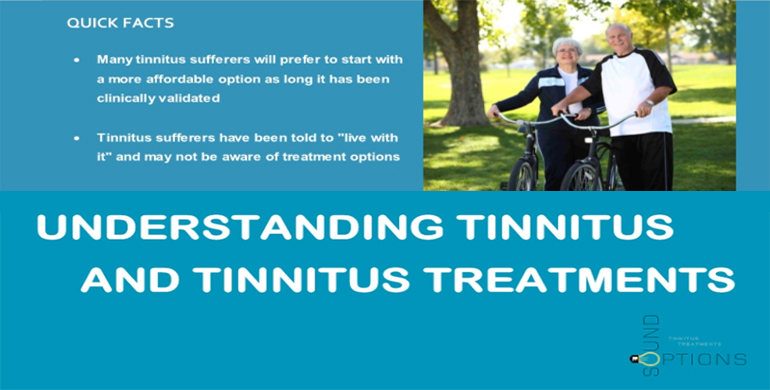 Understanding Tinnitus and Tinnitus Treatments